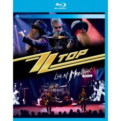 ZZ TOP - LIVE AT MONTREUX 2013 BLU RAY