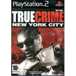 JUEGO PS2 TRUE CRIME NEW YORK CITY NUEVO PRECINTADO ORIGINAL