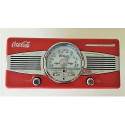 RADIO CD MP3 COCA-COLA VINTAGE COLECCIONISMO